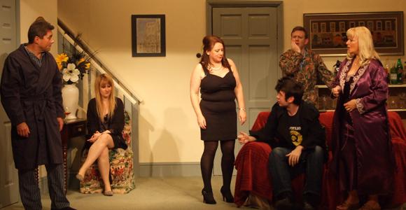 Amateur drama clubs